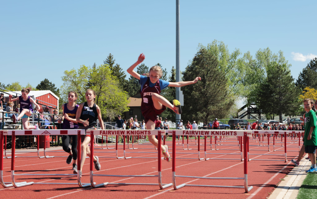First in hurdles