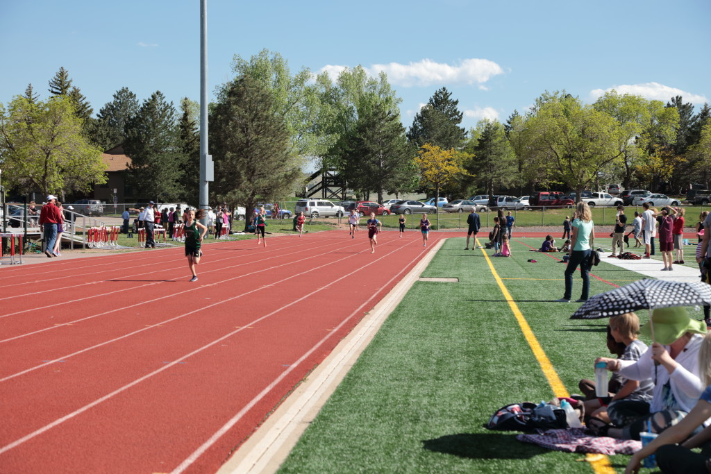 Second in the 400